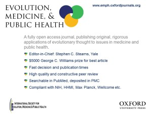 Evolution, Medicine & Public Health