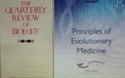 "Robert Perlman reviews ""Principles of Evolutionary Medicine"" for QRB"