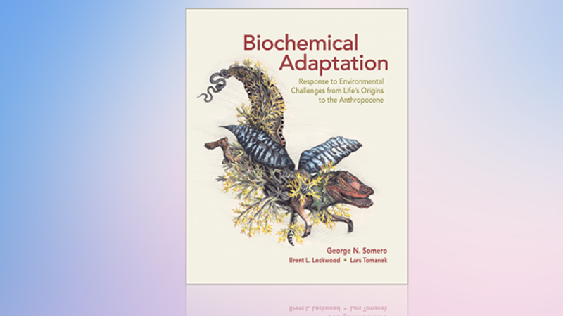 New book: Biochemical Adaptation–Make Biochemistry interesting and sensible